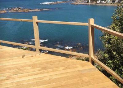 Deck and outdoor living space construction by Ebuild NZ